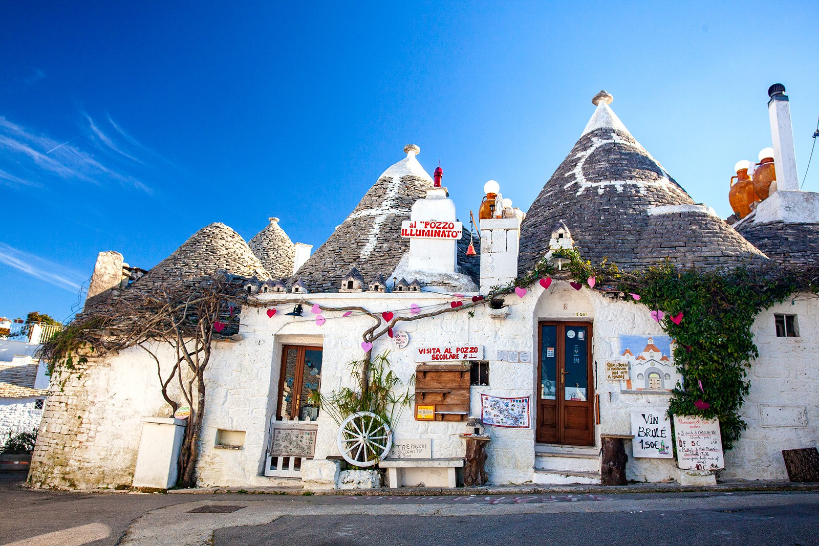 Alberobello Winter