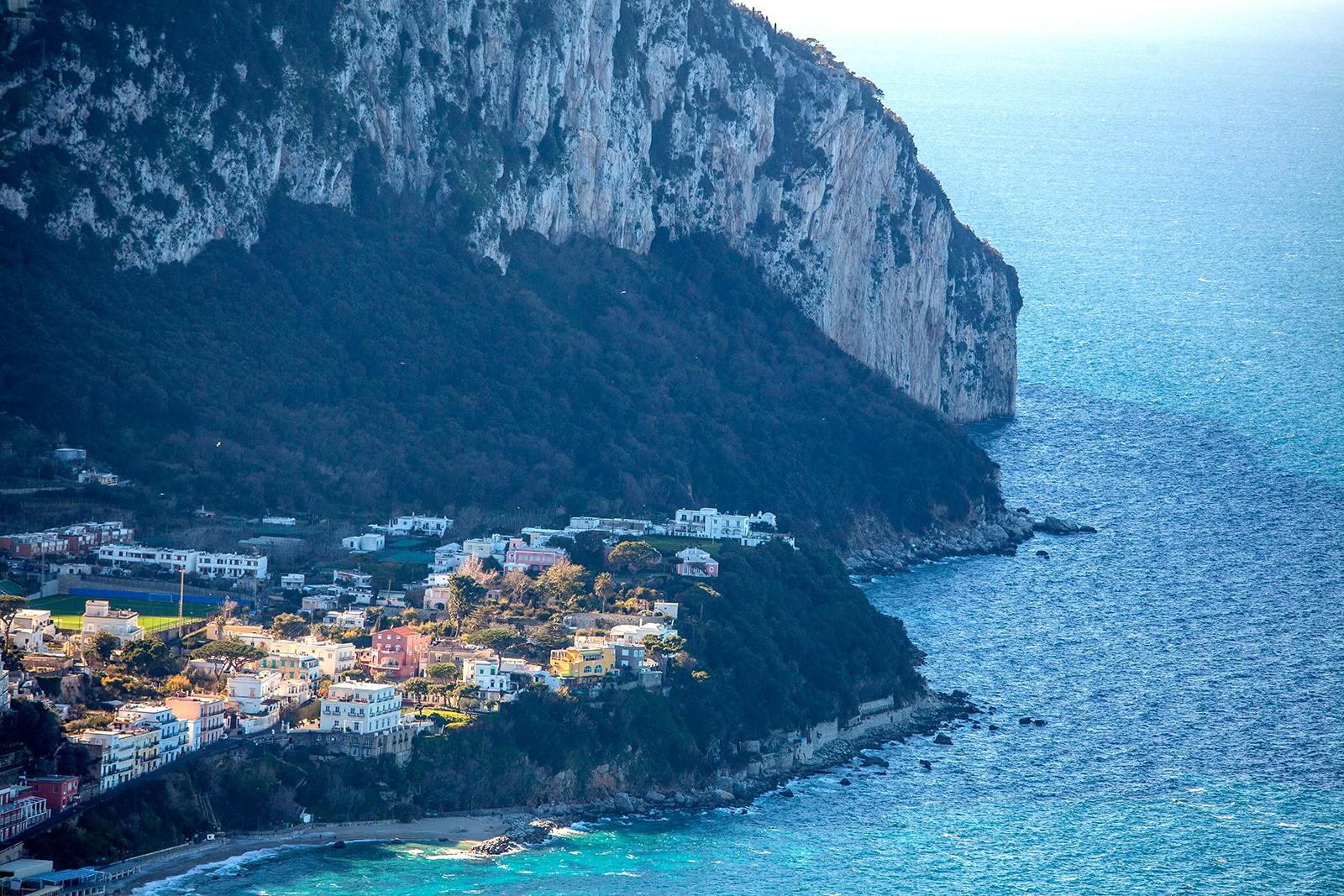Капри – островът на любовта