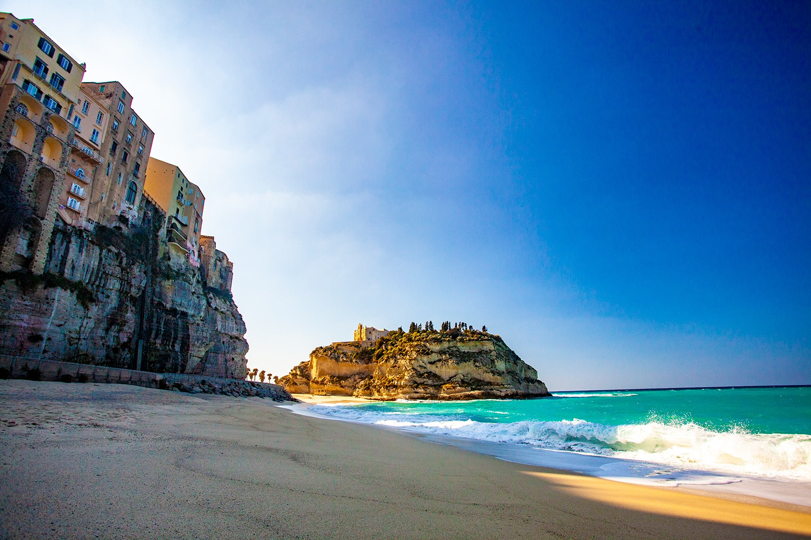 Tropea and San Nicola Arcella